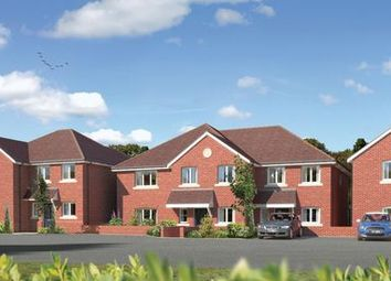 Thumbnail 3 bed semi-detached house for sale in Dorchester Road, Oakdale, Poole