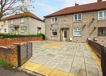 Thumbnail 2 bed flat for sale in Sunnyside Crescent, Mauchline