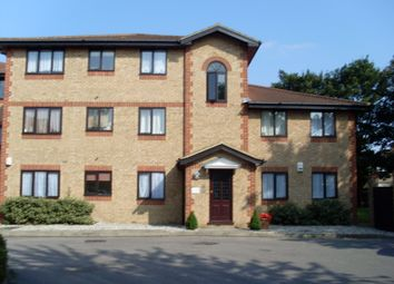 Thumbnail 2 bed flat to rent in Hutchins Close, Hornchurch