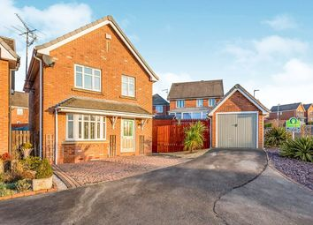 Thumbnail 3 bed detached house for sale in John Rhodes Way, Tunstall, Stoke-On-Trent