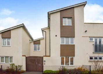 Thumbnail 3 bedroom town house for sale in Addington Avenue, Wolverton, Milton Keynes