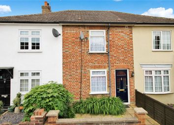 Thumbnail 4 bed terraced house for sale in Station Road, Chertsey, Surrey