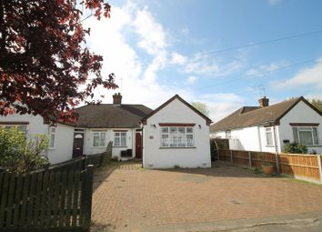 Thumbnail 2 bed semi-detached bungalow for sale in Eastern Avenue, Pinner, Middlesex