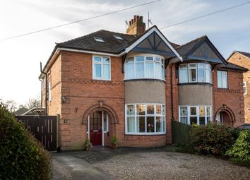 Thumbnail 3 bed semi-detached house for sale in Park Avenue, New Earswick, York