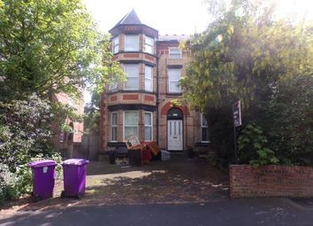 Thumbnail 6 bed terraced house for sale in Seymour Road, Liverpool, Merseyside, England
