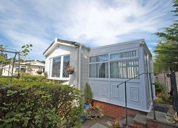 Thumbnail 1 bed mobile/park home for sale in The Glen, Linthurst Newtown, Blackwell Village.