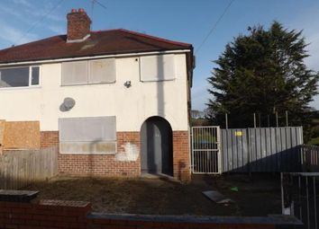 Thumbnail 3 bed semi-detached house for sale in Meadowbank, Holywell, Flintshire, North Wales