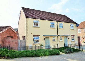 Thumbnail 3 bed semi-detached house for sale in Wainfleet Avenue Kingsway, Quedgeley, Gloucester