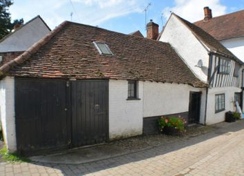 Thumbnail 2 bed cottage for sale in 150A High Street, Ongar, Essex