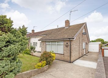 Thumbnail 4 bed semi-detached bungalow for sale in Beeley Close, Inkersall, Chesterfield