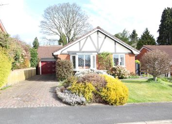 Hampton Fields, Oswestry SY11. 3 bed detached bungalow for sale