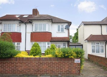 Thumbnail 3 bed semi-detached house for sale in Wills Crescent, Whitton, Twickenham