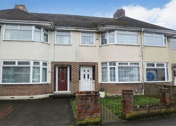 Thumbnail 3 bed terraced house for sale in Mill Road, Fareham, Hampshire