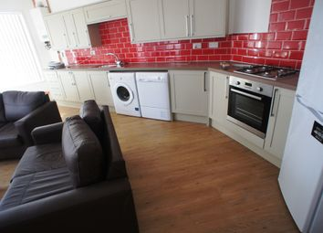 Thumbnail 5 bed flat to rent in Alfred Street, Roath, Cardiff.