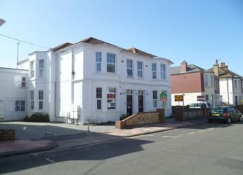 Thumbnail 1 bed flat to rent in Madeira Avenue, Worthing