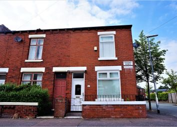 Thumbnail 2 bedroom end terrace house for sale in Crosby Road, Manchester