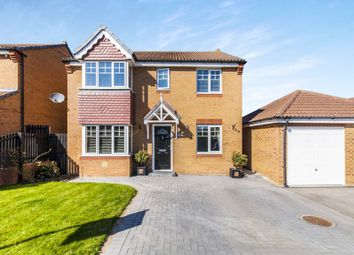 Thumbnail 4 bedroom detached house for sale in Viola Close, Hartlepool