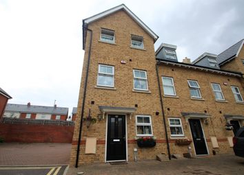 Thumbnail 3 bed town house to rent in Standard Road, Colchester, Essex CO1 2Nz