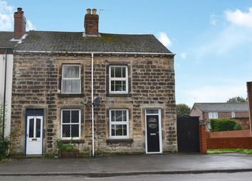 Thumbnail 2 bed end terrace house for sale in Brassington Street, Clay Cross, Chesterfield