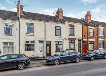 Thumbnail 2 bed terraced house for sale in Whitfield Road, Norton, Stoke On Trent, Staffs