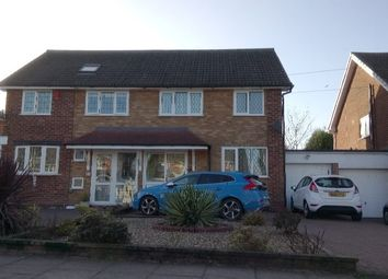 Thumbnail 3 bed semi-detached house for sale in Grovesnor Avenue, Streetly
