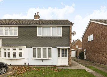 Thumbnail 3 bed property for sale in Osborne Close, Feltham