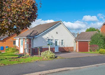 Thumbnail Bungalow for sale in Coltman Close, Lichfield, Staffordshire