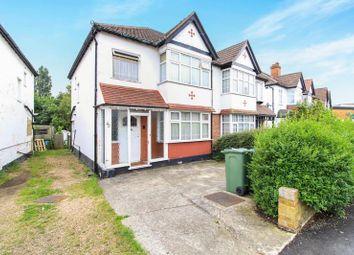 Thumbnail Semi-detached house for sale in Stilecroft Gardens, Wembley, Sudbury