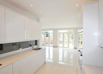 Thumbnail 5 bedroom semi-detached house to rent in Montpelier Rise, Golders Green, London