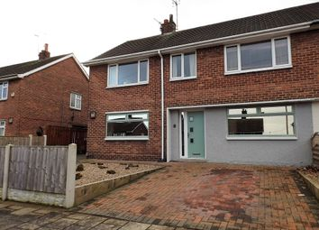 Thumbnail 2 bed maisonette for sale in Winkburn Road, Mansfield