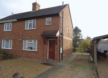 Thumbnail 3 bed semi-detached house for sale in Oldham Drive, Pinchbeck, Spalding