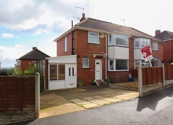 Thumbnail 3 bed semi-detached house for sale in Somercotes Road, Sheffield