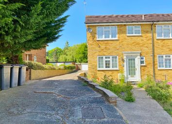 Thumbnail 3 bed end terrace house for sale in St Wilfrids Road, New Barnet