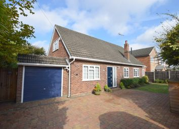 Thumbnail 4 bed property for sale in Compton Road, Church Crookham, Fleet
