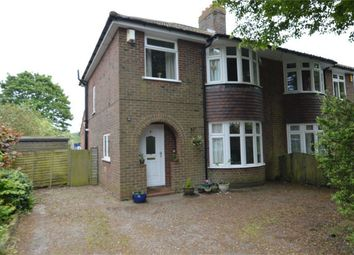 Thumbnail 3 bed semi-detached house for sale in Clabon Road, Norwich, Norfolk
