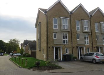 Thumbnail 3 bed town house for sale in Croxley Road, Nash Mills Wharf, Hemel Hempstead