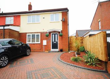 Thumbnail 3 bed terraced house for sale in Parkside Gardens, Widdrington, Morpeth