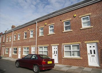 Thumbnail 3 bed town house for sale in Charlotte Street, Wallsend