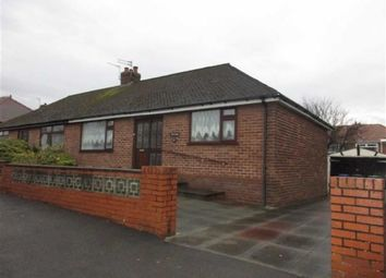 Thumbnail 2 bed semi-detached bungalow for sale in Knowsley Drive, Leigh