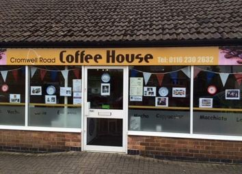 Thumbnail Restaurant/cafe for sale in 14 Cromwell Road, Loughborough