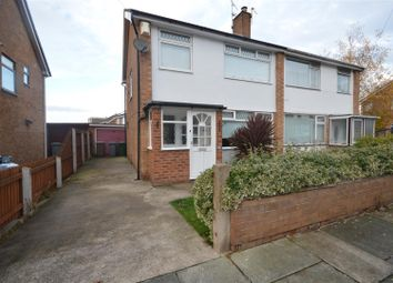Thumbnail 3 bed property to rent in Croft Drive, Moreton, Wirral