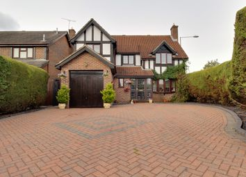 Thumbnail 4 bed detached house for sale in Hilmanton, Lower Earley, Berkshire