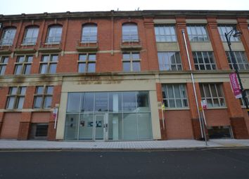 Thumbnail 1 bed flat for sale in Morledge Street, Leicester