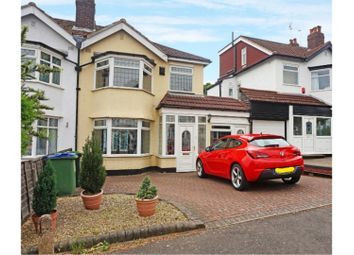Thumbnail 4 bed semi-detached house for sale in Holly Road, Oldbury