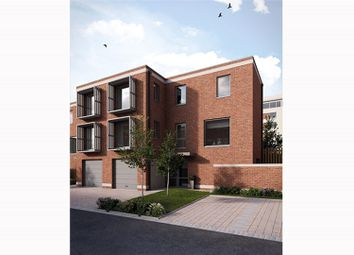 Thumbnail 3 bed town house for sale in Langdon Road, St. Thomas, Swansea