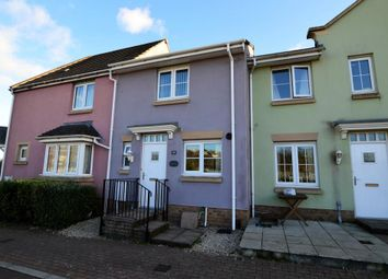 Thumbnail 2 bed terraced house for sale in Junction Gardens, Plymouth, Devon