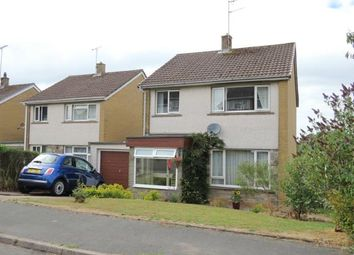Thumbnail 3 bed detached house for sale in Greyrigg Avenue, Cockermouth, Cumbria