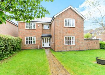 Thumbnail 4 bed detached house for sale in Fortune Way, Bassingbourn, Royston