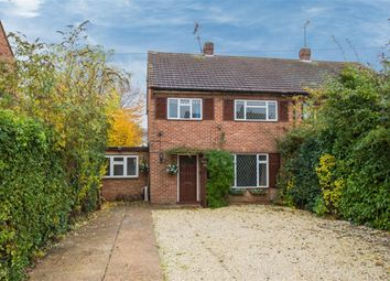 Thumbnail 4 bed semi-detached house for sale in Quarrendon Road, Amersham, Buckinghamshire