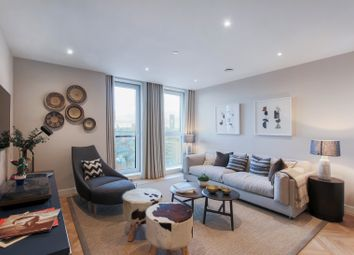 Thumbnail 1 bed flat for sale in 251 Building, Southwark Bridge Road, London.